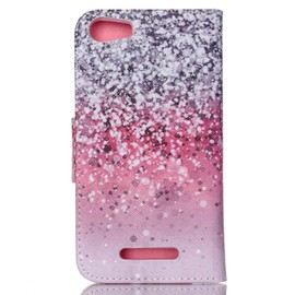 Wiko lenny 2 ii housse bling coque tui protection for Etui portefeuille lenny 2