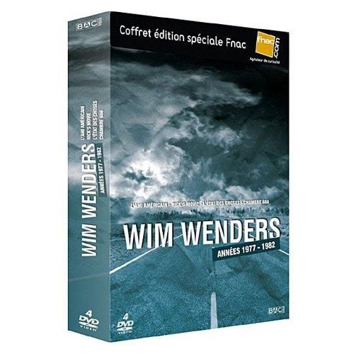 Wim wenders annees 1977 1982 de wenders wim dvd zone - Code avantage aroma zone frais de port ...