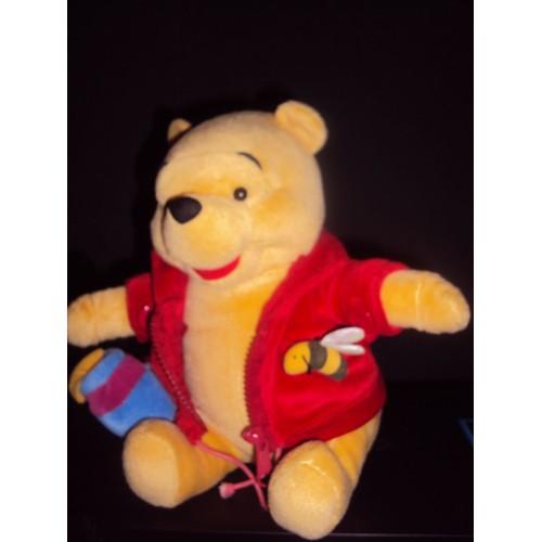 Winnie L Ourson De Disney Pot De Miel Achat Et Vente Rakuten