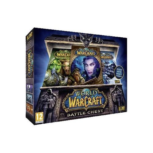 World of warcraft battle chest pas cher achat vente priceminister rakuten - World of warcraft sur console ...