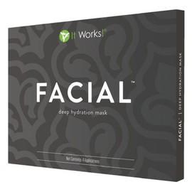 Petite annonce It Works Applicateur Facial (1 Wrap Visage) - 34000 MONTPELLIER