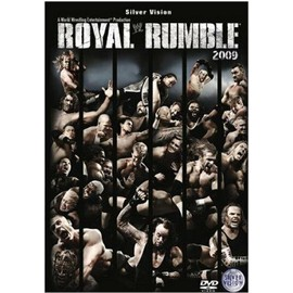 Wwe Royal Rumble 2009 de Cena John