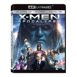 X-Men : Apocalypse - 4k Ultra Hd + Blu-Ray + Digital Hd de Bryan Singer