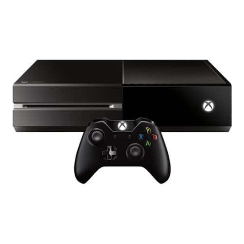 xbox one 500 go pas cher achat vente de consoles priceminister rakuten. Black Bedroom Furniture Sets. Home Design Ideas