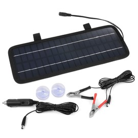 chargeur solaire voiture