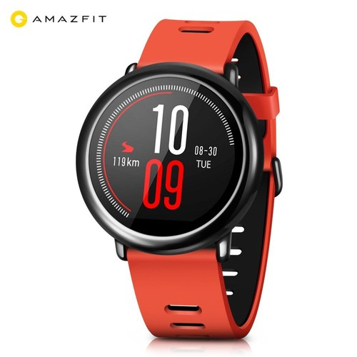 xiaomi huami amazfit en temps r el gps tracker smart watch 4 go 512 mo bluetooth 4 0 alarme. Black Bedroom Furniture Sets. Home Design Ideas