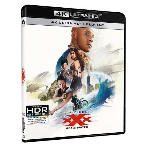 Xxx  Reactivated - 4K Ultra Hd  - Blu-Ray 4K -5223