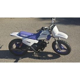 Yamaha : Yamaha Pw 50