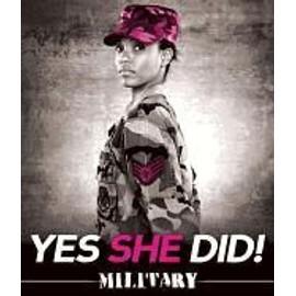 Yes She Did! Military de Barbara Rudow