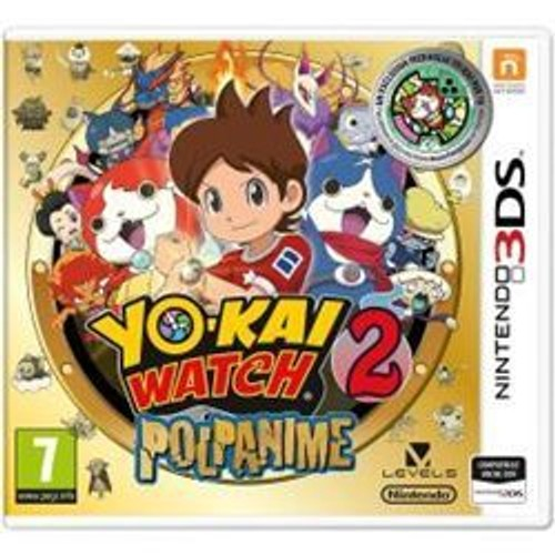 yo kai watch 2 fant mes bouffis nintendo 3ds nintendo 2ds italien. Black Bedroom Furniture Sets. Home Design Ideas