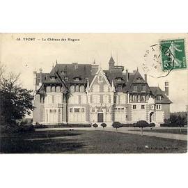 Yport - 76 - Seine-Maritime - Le Ch�teau Des Hogues