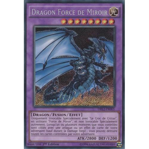 Yu gi oh drl2 fr005 dragon force de miroir neuf et d for Force de miroir ebay