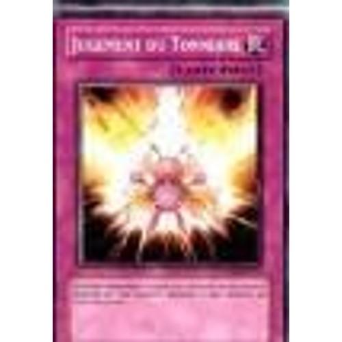 Jugement du tonnerre Yu Gi Oh TDGS-FR077 VF NEUF Yu-Gi-Oh! kaartspellen