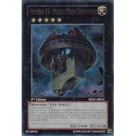 Yu-Gi-Oh ! Num�ro 33 : Machu Mech Chronomal - Redu-Fr043