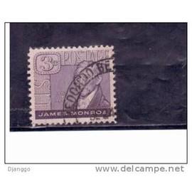 Yvert Tellier Usa 1958 N�641 - James Monroe By Stuart