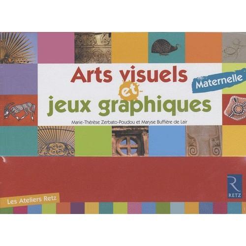Arts visuels et jeux graphiques maternelle de zerbato - Livre maternelle gratuit ...