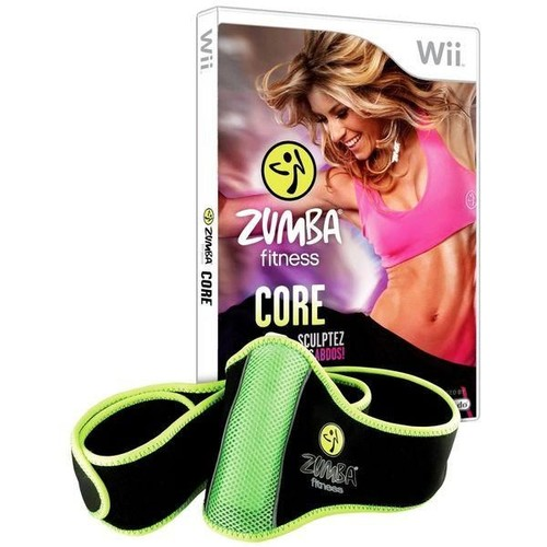5ac521dbe11 Zumba Fitness Core + Ceinture - Achat vente de Jeu Wii - Rakuten