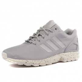 nouveau concept 00d77 af063 ZX Flux Homme Chaussures Gris Adidas