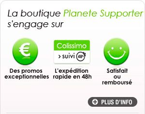 La boutique Planet Supporter s'engage